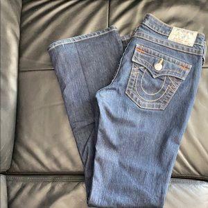 True Religion bootcut jeans 29